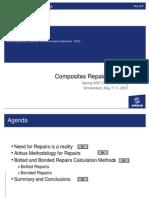 Composite Repair Study