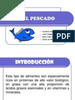 Composicion Del Pescado