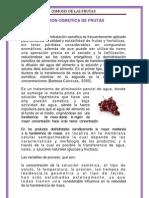Deshidratacion Osmotica de Frutas