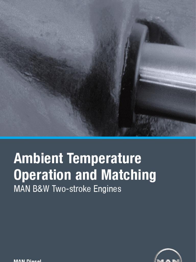 Design Temperature Of Sea Equipment