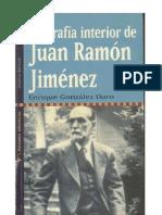Biografia interior de Juan Ramón Jimenez