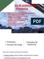 Predicción de avalanchas II.ppt