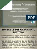 Comparacion Bombas