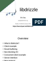 libdrizzle