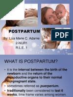 Post-partum