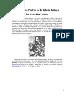 Tefarikis - Los Santos Padres de La Iglesia Griega