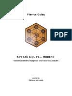 Flavius Guias - A Fi Sau a Nu Fi ... Modern
