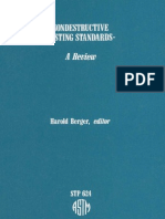 STP624-EB.28676-1 Nondestructive Testing Standards...1977