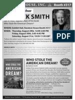 Random House, Inc. American Political Science Association 2013 Program Ad