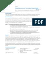 BlackBerry Enterprise Applications
