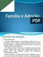 2- Família e Adoção