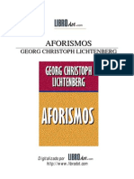 Aforismos (Lichtenberg)