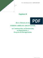 Historia de Los Ferrocarriles CapIII