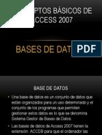 CONCEPTOS BÁSICOS DE ACCESS 2007.pptx