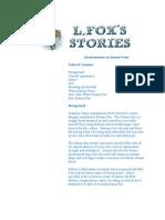 Documentation on Demon Foxes