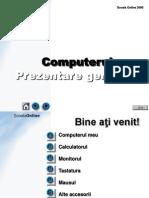 Prezentare despre calculator