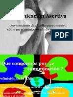 Diapos Comunicación asertiva