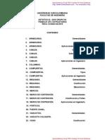 Trabajo Ut.2 Estructuras