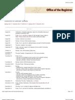 Academic Calendar - Fall 2013TAMU