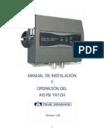 Manual AIS RX YATCH_v1.2_Español