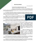 10/05/12 Germán Tenorio Vasconcelos cero Casos de Paludismo en Oaxaca