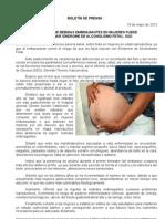 16/05/12 Germán Tenorio Vasconcelos CONSUMO DE BEBIDAS EMBRIAGANTES EN MUJERES PUEDE OCASIONAR SÍNDROME DE ALCOHOL_0