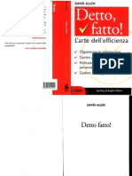 Allen.david.detto.fatto.L.arte.Dell.efficienza.liveS