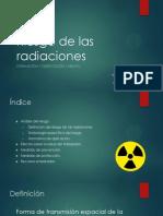 Riesgo de Las Radiaciones