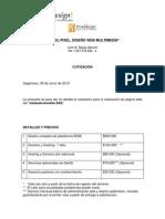 Cotizacion WEB - HarBestColombia