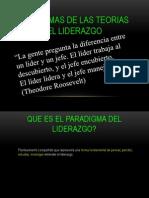 3. Paradigmas de Las Teorias Del Liderazgo