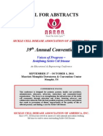 Call for Abstracts 2011 Final