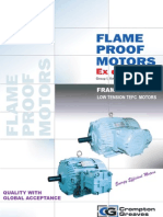 Flameproof Motors