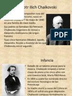 Piotr I Chaikovski