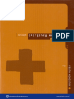 Emergency Response Handbook for Youth Ministry