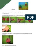 Buburuza Origami