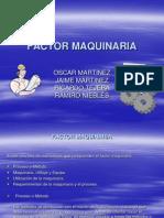 Presentación Factor Maquinaria