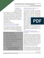 Informe Semanal del 18 al 24 Abril 2009