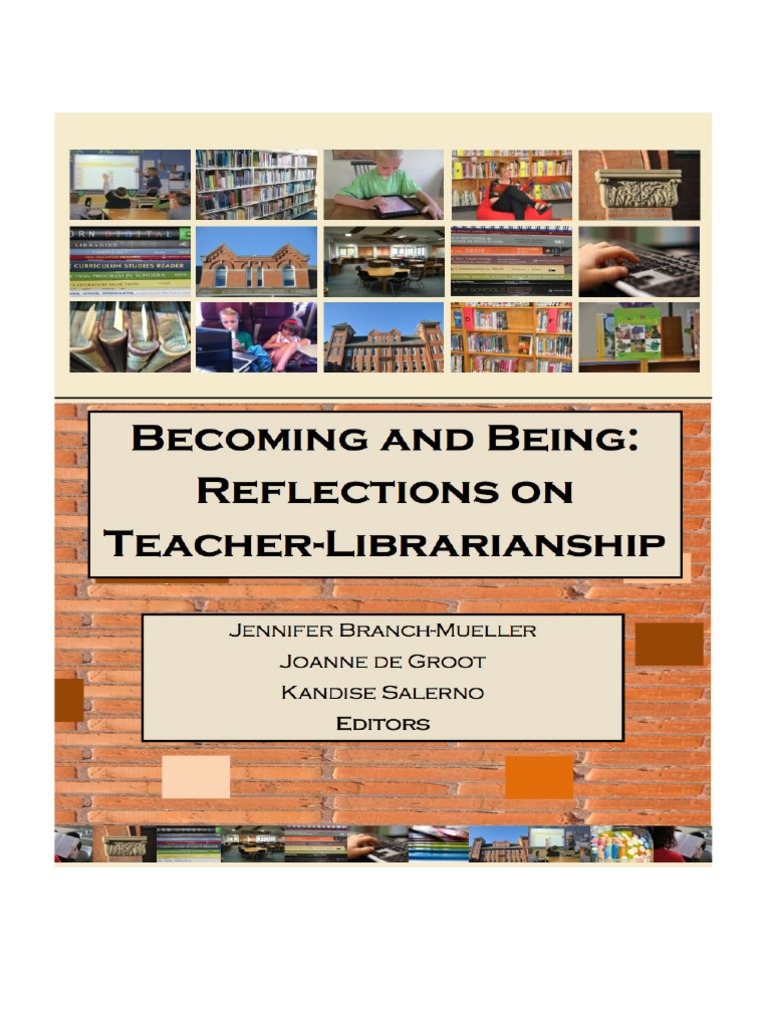 Becoming and being reflections on teacher librarianship school becoming and being reflections on teacher librarianship school library information literacy fandeluxe Gallery