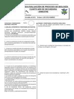 2ºEVALUACION-IBIM4° BIOLOGÃ-A2013