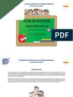 57689873 Malla Curricular IEPE Pre Escolar 2010