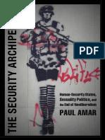 The Security Archipelago by Paul Amar