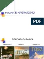 Aula04 Magma e Magmatismo