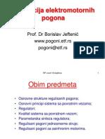2003,Jeftenic,B.,Regulacija Elektromotornih Pogona