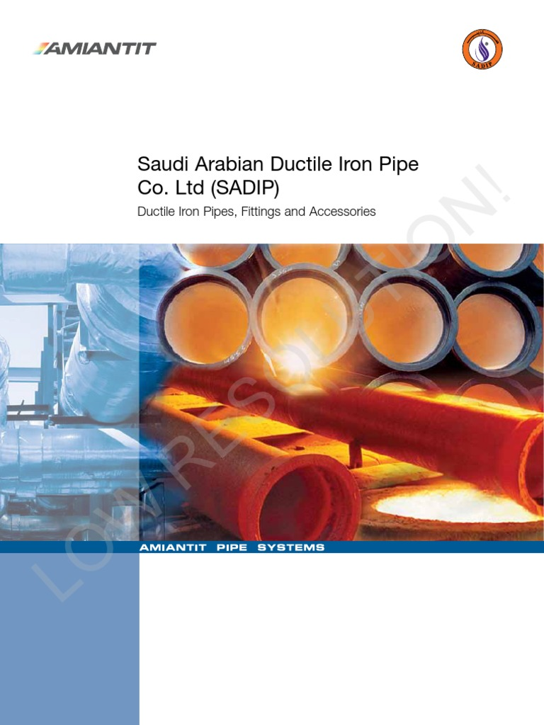 SADIP | Pipe (Fluid Conveyance) | Sanitary Sewer