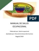 Manual de Salud Ocupacional Ecopanala