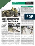 SuperBarrio 10 Junio Obras Mochas Los Magallanes Calle Primero de Mayo