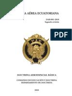 DOCTRINA AEROESPACIAL BÁSICA FAE DAB-001-2010