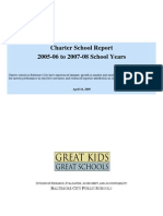 042009 Year 2 and 3 Charter Report 090416