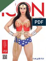 Revista ICON - Comic Con Edition 2013