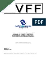 DR FERNANDEZ Manual de Metodologia Entrenamiento